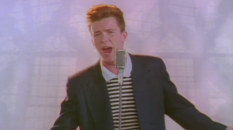 Congressman Rick Astley makes another pledge on the campaign trail